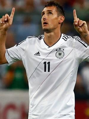 Klose alemanha gol áustria (Foto: Agência Reuters)