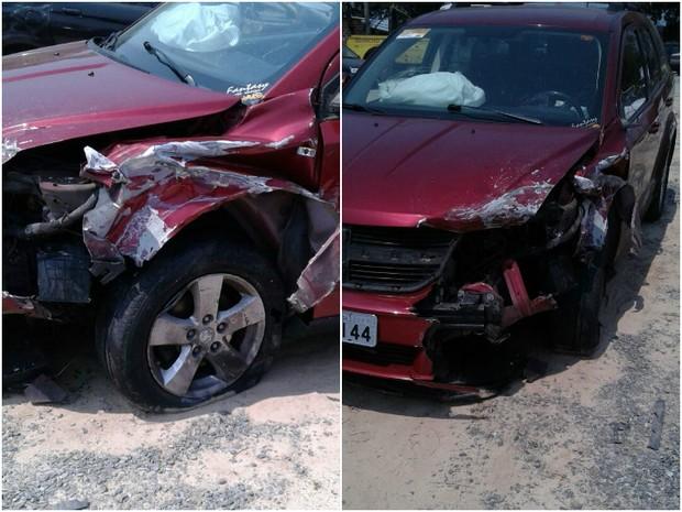 Acidente aconteceu durante a madrugada em estrada entre Sorocaba e Iperó (Foto: Fast Help/Divulgação)