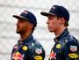 """Espero pedido de desculpas"", afirma Ricciardo após lambança de Kvyat"
