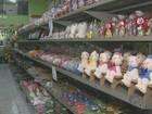Crise econômica afeta as vendas de porcelanas e cerâmicas em Pedreira