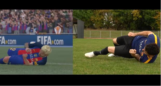 Messi (Foto: Reprodução/Youtube)