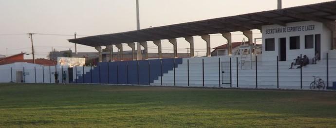 estádio piscinão (Foto: Glaucio Resende)