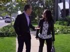 Jerry Seinfeld reencontra Julia Louis-Dreyfus em programa de entrevistas