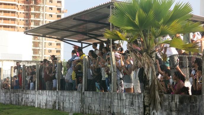 Treino Vasco em Natal (Foto: Edgard Maciel de Sá)