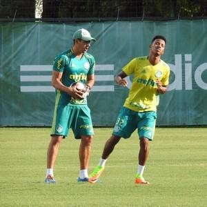 Tchê Tchê Palmeiras (Foto: Tossiro Neto)