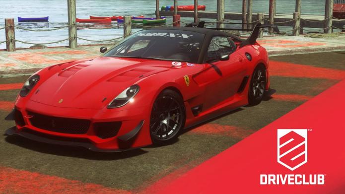 Driveclub: Além de modo replay atualização liberará Ferrari 599XX Evoluzione (Foto: Divulgação)