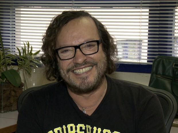 Wolf Maia, diretor da minissérie (Foto: reprodução/TV Globo)