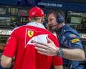 Chefe da RBR, Horner diz que Vettel está verbalizando frustração na Ferrari