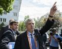 Villar assume como presidente interino da Uefa, que terá eleição em setembro