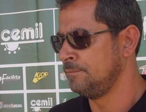 Beto Ribeiro, presidente do Mamoré  (Foto: Arquivo Pessoal)
