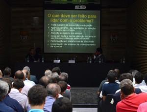 Congresso técnico quarta divisão do Paulista (Foto: Rodrigo Corsi / FPF, Divulgação)