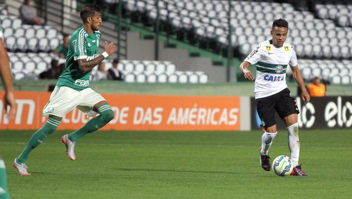 Coritiba Palmeiras Ivan (Foto: Divulgação/ Coritiba)