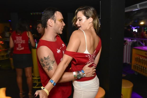 Ana Paula Renault e Matheus Mazzafera  (Foto:  Caio Duran e Charles Naseh / Divulgação)