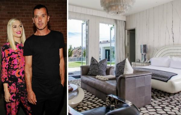 A antiga casa de Gwen Stefani e Gavin Rossdale (Foto: Getty Images/Reprodução)