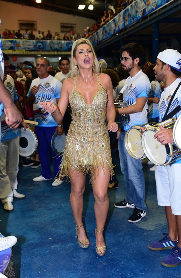 Lívia Andrade (Foto: Leo Franco / Agnews)