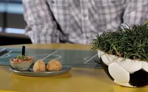 'Fominha': Como fazer o tradicional bolinho de arroz cuiabano Maria Isabel