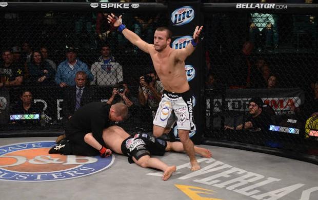 Pat Curran Bellator MMA (Foto: Reprodução/Site oficial Bellator)