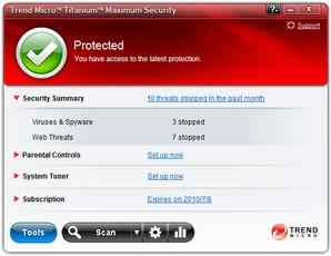 Titanium Antivirus+