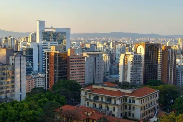 São Paulo (Foto: Reprodução/Instagram)