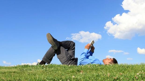 tablet; empreendedor; e-book;  (Foto: ThinkStock)