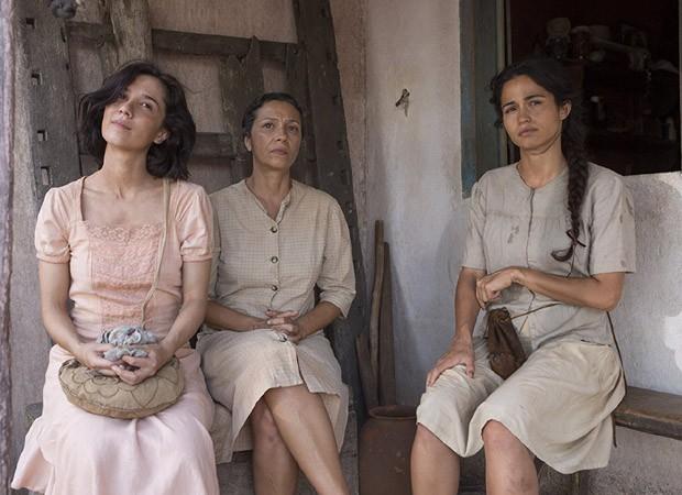 Marjorie Estiano, Cyria Coentro e Nanda Costa  (Foto: Dan Behr/ Divulgação)