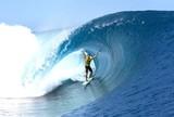 Slater e Fanning brilham, Parko perde no detalhe, e Medina avan�a no Taiti