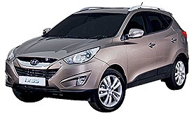 Hyundai ix35 (Foto: Hyundai)