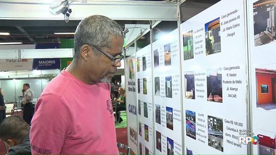 Feira em Londrina tem 4 mil imóveis novos e usados à venda