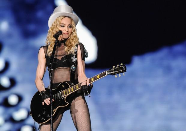Madonna: as melhores transformações fashion da diva dentro e fora dos palcos (Foto: Reprodução )