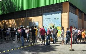 Ingressos Copa do Mundo (Foto: Serginho Gandolphi)