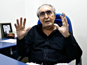 Leopoldo Peres Sobrinho (Foto: Adneison Severiano/G1 AM)