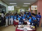 Sesc realiza feira de troca de livros como forma de incentivo à leitura