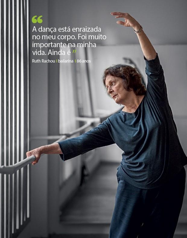 Ruth Rachou  (Foto: Na Lata/ÉPOCA)