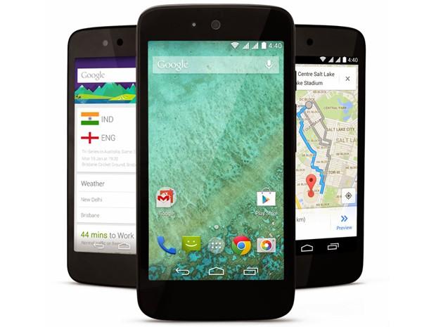 Google lançou nesta segunda-feira (15) os primeiros smartphones do projeto Android One, de aparelhos de baixo custo (Foto: Divulgação/Google)