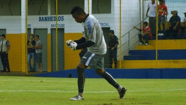 Rodolfo terá missão de defender o CAP na Segunda Divisão (Foto: Rodolfo Fagundes/Arquivo Pessoal)