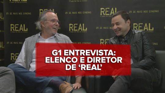 'Se fosse propaganda política, nenhum artista iria fazer', diz Emílio Orciollo Netto sobre filme do 'Real'