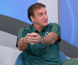 Cuca, Bem Amigos (Foto: Reprodução SporTV)