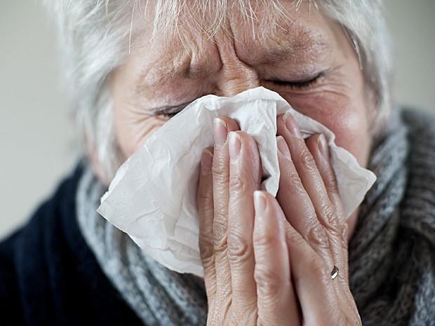 Gripe (Foto:  ANP/AFP)