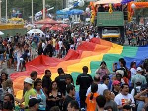 Parada Gay vai interditar vias no Rio (Foto: Alexandre Durão/G1)