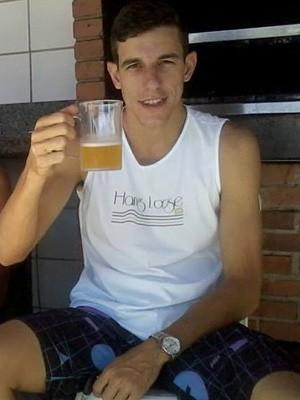 Diego Biasutti foi morto dentro da Prefeitura de Vila Velha (Foto: Reprodução/ Facebook)