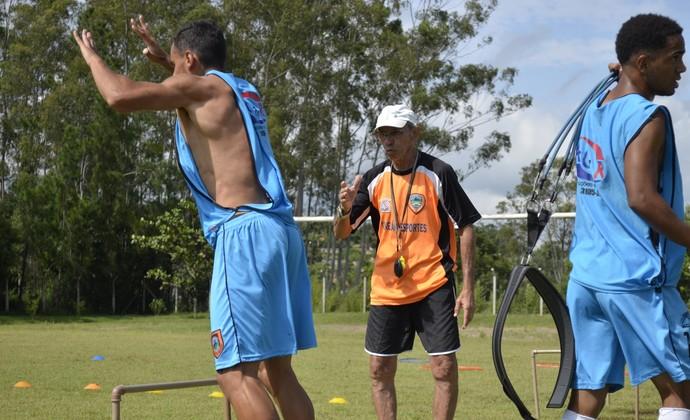 Manthiqueira Campeonato Paulista (Foto: Leandro Oliveira/L5 Comunicação)