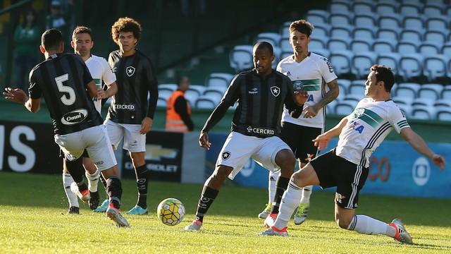 Resultado de imagem para Botafogo x Coritiba 2016