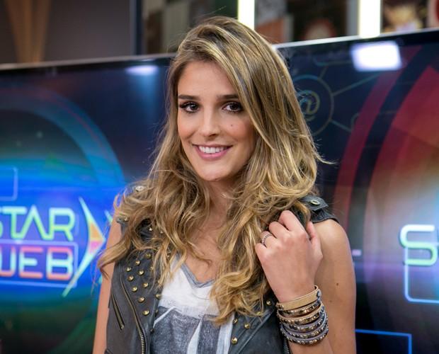 Rafa Brites - Estreia SuperStar Web (Foto: Isabella Pinheiro/Gshow)