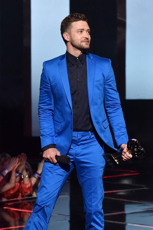 Justin Timberlake já falou sobre seus problemas em público (Foto: Getty Images)