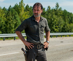 Rick Grimes (Andrew Lincoln) em 'The walking dead' | Gene Page/ AMC