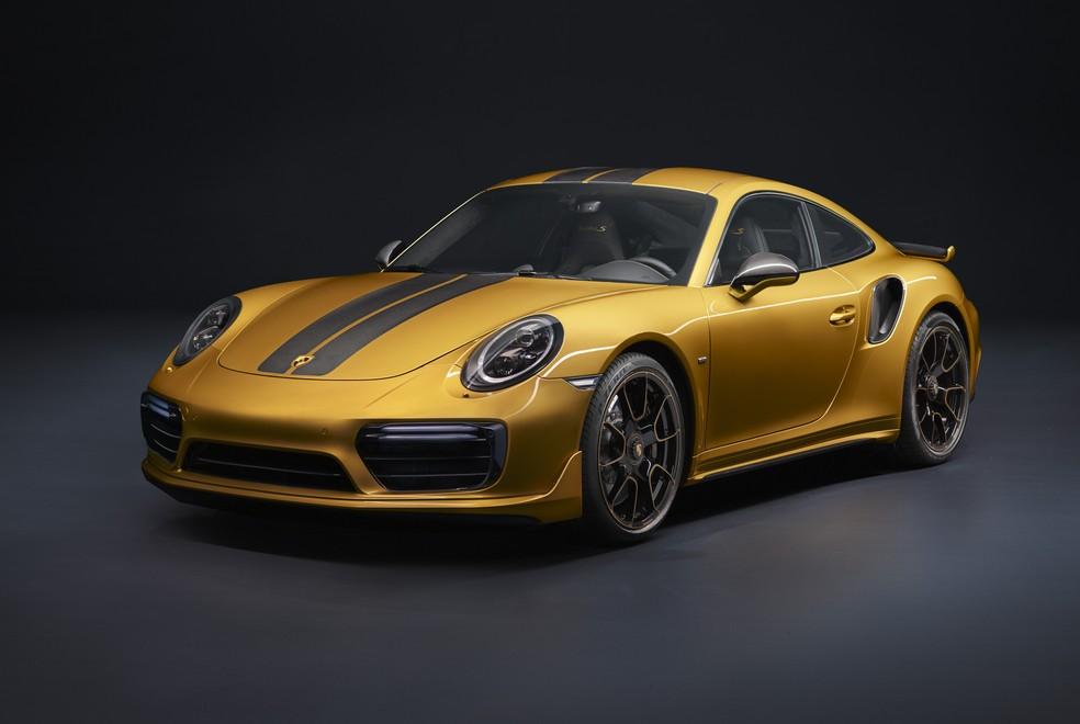 Porsche 911 Exclusive Series (Foto: Divulgação)