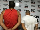 Polícia Civil prende dois jovens suspeitos de tráfico de drogas em Ubá