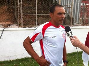 Gilmar comandou o América TO por seis temporadas consecutivas. (Foto: Diego Souza/Globoesporte.com)