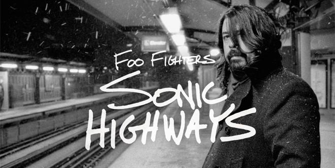 Foo Fighters - Sonic Highways (Foto: divulgação)