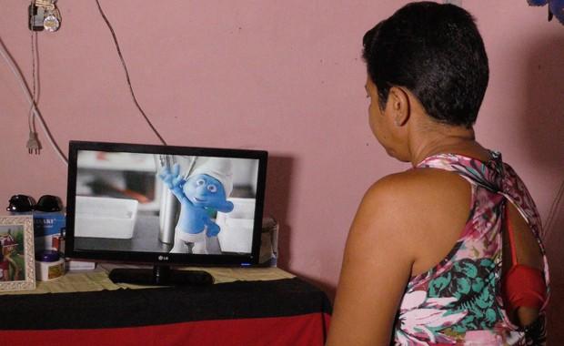 A TV pode ser moderna, mas será que está habilitada para o sinal digital? (Foto: TV Verdes Mares)